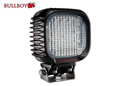 BULLBOY LED-TYÖVALO 48W 3600LM 9-32V (16X3W CREE LED)