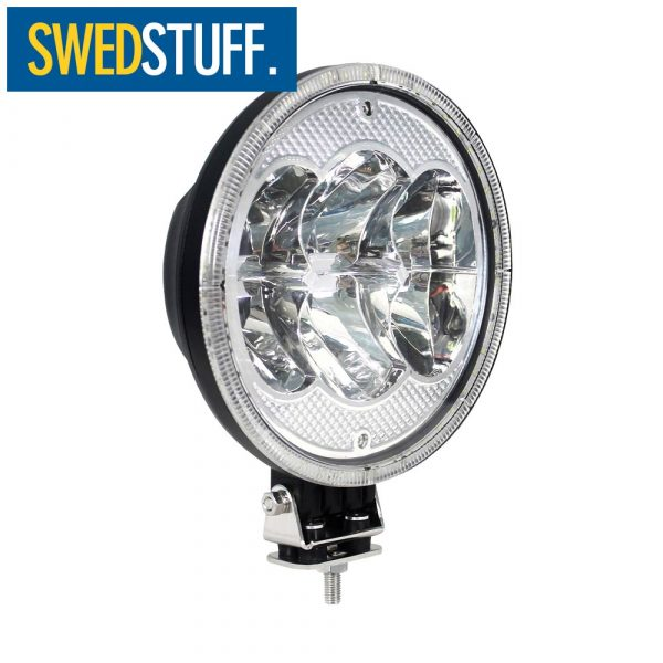 SWEDSTUFF DRIVING LIGHT 7' LED